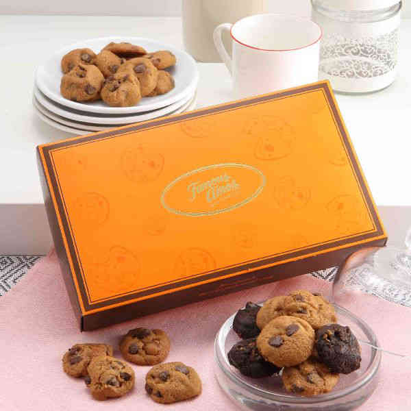 Famous Amos Gift Box, 150 g